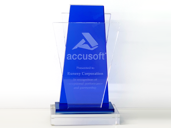 Accusoft Excellent Partner 受賞